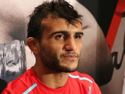 John Lineker, UFC 183 (Foto: Evelyn Rodrigues)