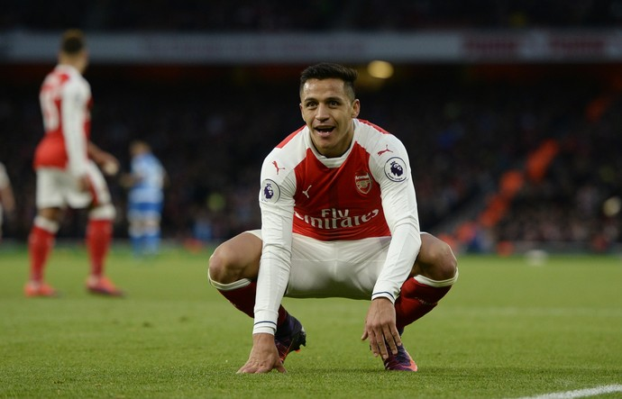 Alexis Sánchez Arsenal Bournemouth (Foto: Reuters)
