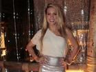 Após flagra, atriz de 'Sangue bom' desconversa sobre affair com Adriano