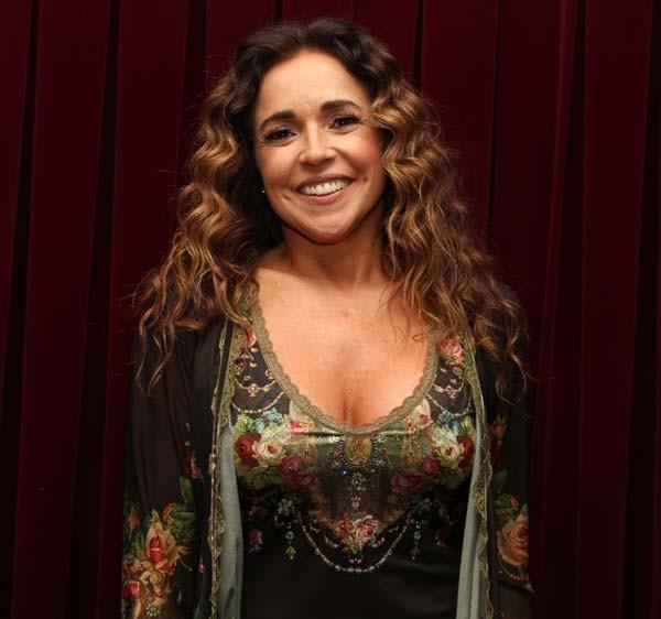 Daniela Mercury apresenta show inspirado em sua história de vida (Foto: Renan Katayama / AgNews)