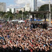 Curitiba recebe 'Marcha para Jesus' amanhã (Curitiba recebe 'Marcha para Jesus' ('Marcha para Jesus' será amanhã em Curitiba (Divulgação/Prefeitura de Curitiba)))