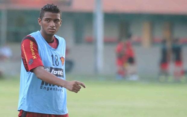 Reinaldo - Sport (Foto: Aldo Carneiro)