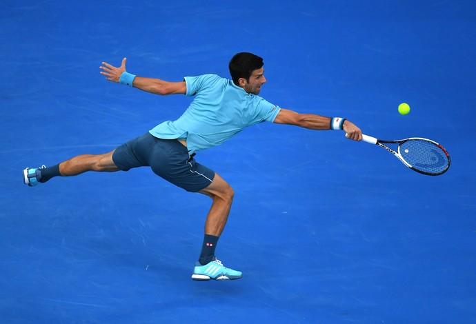 Djokovic e Verdasco se encontraram na estreia do Aberto da Austrália em jogo de erros  (Foto: Quinn Rooney/Getty Images)