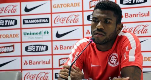 calouro (Tomás Hammes / GloboEsporte.com)