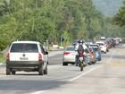 Estradas do RJ seguem em esquema especial para volta do feriado
