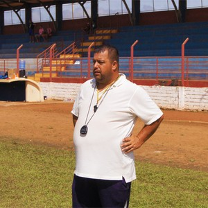 Técnico Fernando Lage (Foto: Cleilson Sales/ Arquivo pessoal)