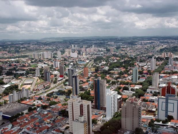 Foto de Jundiaí (Foto: Divulgação/Prefeitura de Jundiaí)
