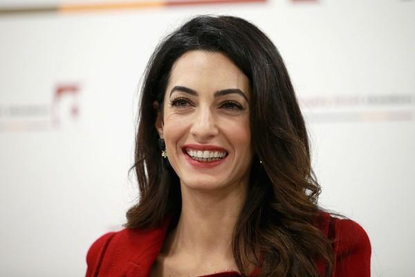 Amal é advogada na área de direitos humanos (Foto: Getty Images)