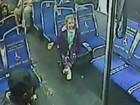 Criança pega ônibus de madrugada nos EUA para comprar 'raspadinha'