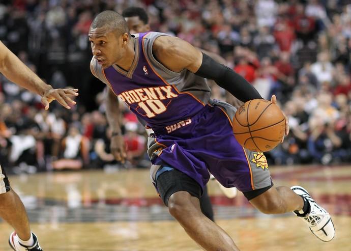 Leandrinho Phoenix Suns 2010 (Foto: Getty Images)