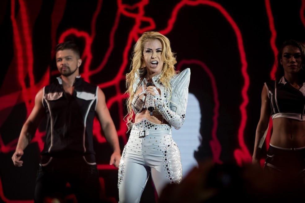 Joelma promete que vai fazer o público cantar e se emocionar em show (Foto: Reprodução)
