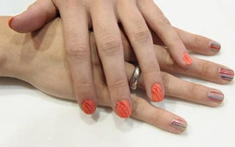 Unhas decoradas: aprenda truque simples para criar efeito nas unhas