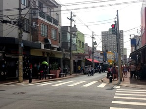 Lojas do comércio de Piracicaba ficarão fechadas no Dia do Trabalhador (Foto: Claudia Assencio/G1)