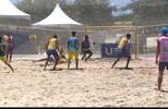 Handebol de areia vive momento especial no país com status de esporte olímpico