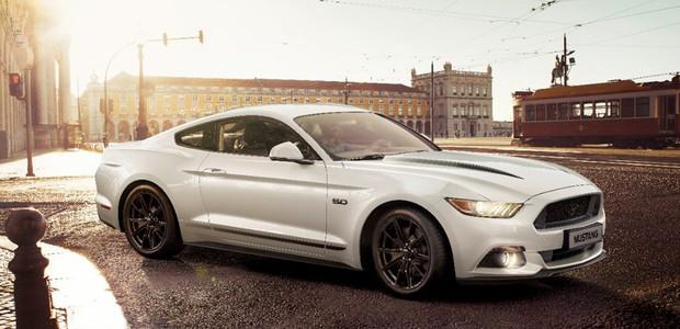 Ford Mustang Black Shadow Edition (Foto: Divulgação)