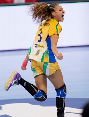 Mundial de Handebol - Brasil x Holanda (Foto: Cinara Piccolo/Photo&Grafia)