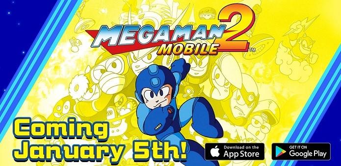 Jogos clássicos de Mega Man serão lançados para Android e