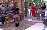 Karol Conka começa 'É de Casa' cantando 'Maracutaia'