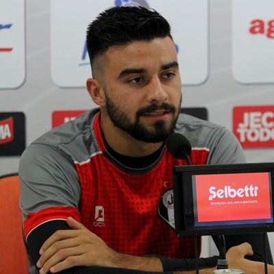 Matheus Joinville (Foto: Beto Lima/JEC.com.br)