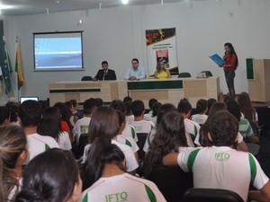 IFTO está com processo seletivo aberto e oferece 260 vagas em Araguaína (Foto: Divulgação/IFTO)