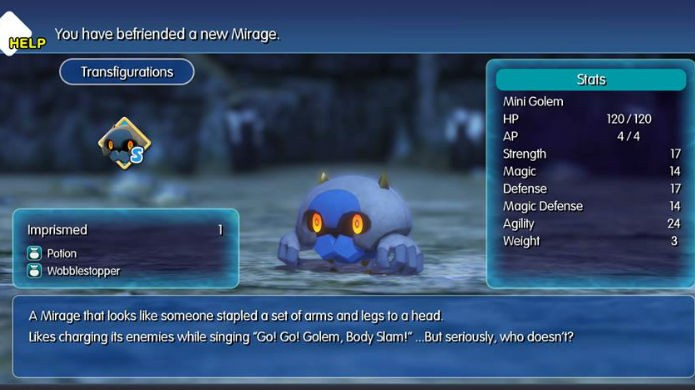 World of Final Fantasy possui mecânicas de captura inspiradas em Pokémon (Foto: Reprodução / Thomas Schulze)