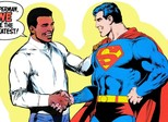 Muhammad Ali foi 'vivido' por Will Smith e 'venceu' Super-Homem; veja