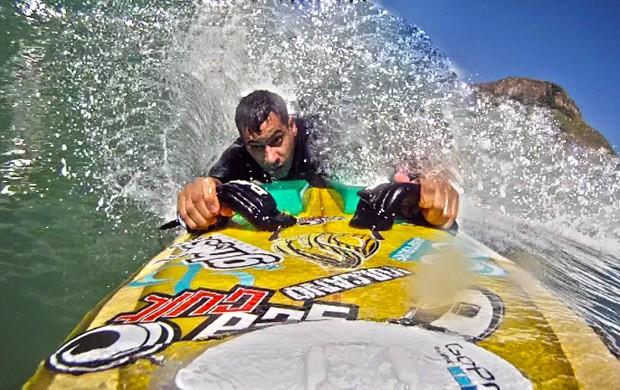 Surfe Andrezinho Carioca canto recreio (Foto: Arquivo Pessoal)