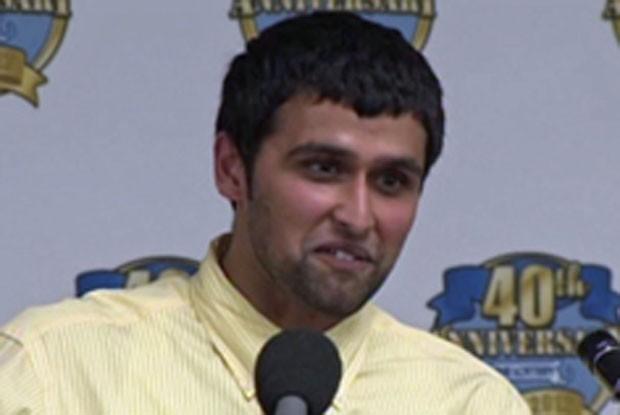 Após ser abandonado pela namorada, Sandeep Singh ganhou R$ 61,8 milhões na loteria. (Foto: Reprodução)