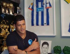 Hulk, atacante paraibano do Zenit (Foto: Phelipe Caldas / Globoesporte.com/pb)