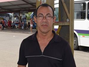 Valdmar Pereira da Silva, estudante de direito (Foto: Tássio Andrade/G1)
