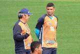 Em baixa, Avaí muda cinco nomes no treino; Tinga e William são testados