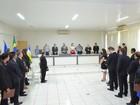 Prefeito, vice e vereadores de Vilhena e Chupinguaia são diplomados