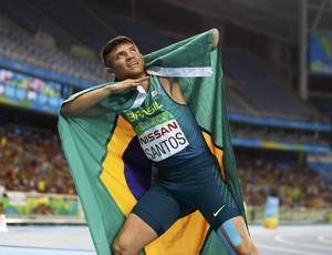 Petrucio Ferreira prata Paralimpíada (Foto: Reuters)