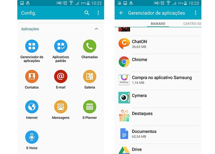 Trocar o navegador padrão no Android (Foto: Reprodução/Barbara Mannara)