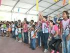 'Cristoval Mirim' evangeliza crianças por meio do teatro em Santarém