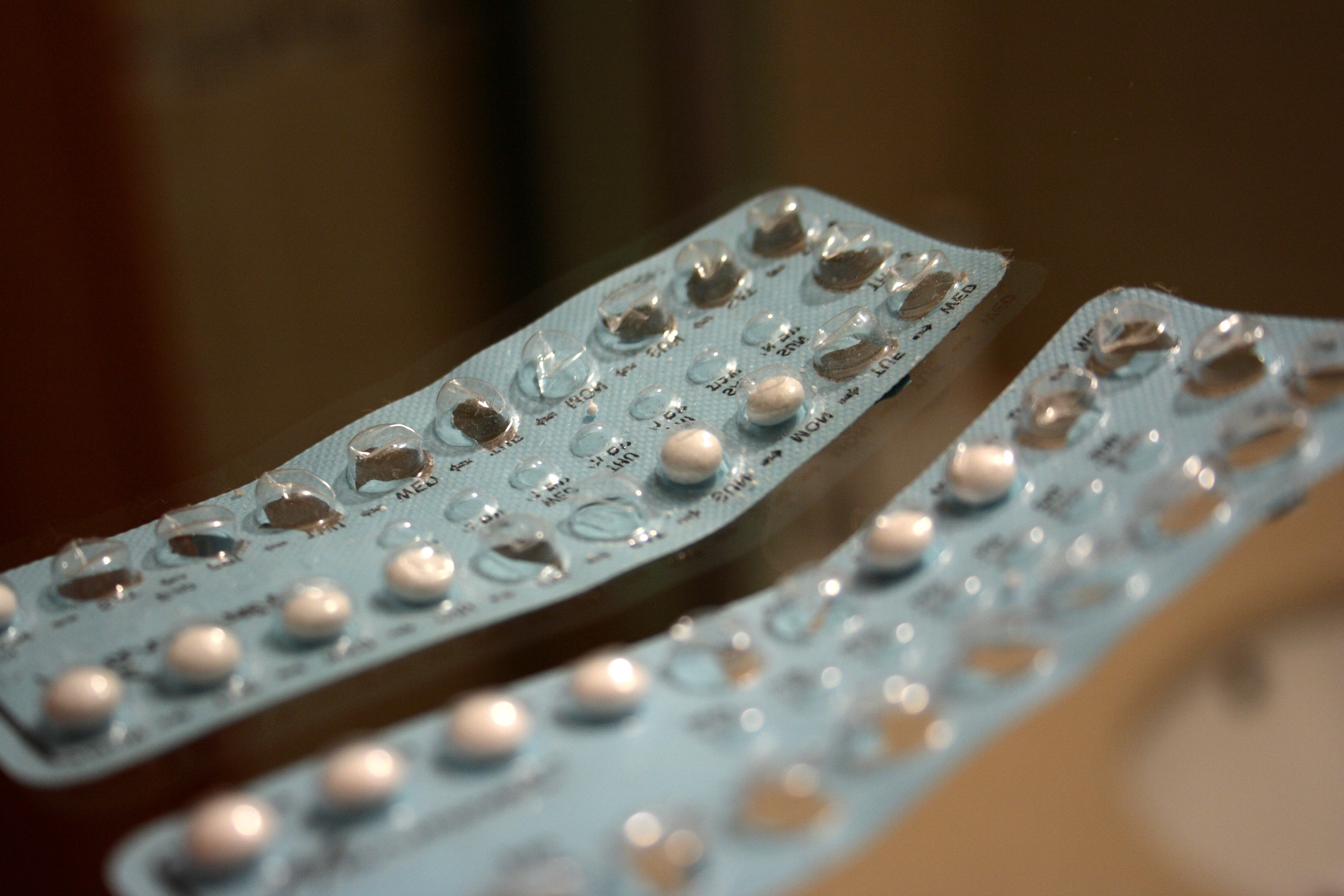 Pílula anticoncepcional pode aumentar risco de depressão