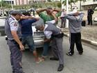 Operação das polícias Civil e Militar detém 40 na Grande São Paulo