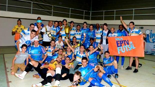 Fique ligado no maior torneio de futsal do interior paulista (Foto: Divulgação)