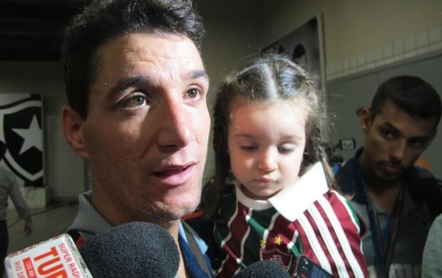 thiago neves fluminense (Foto: Edgard Maciel de Sá / Globoesporte.com)