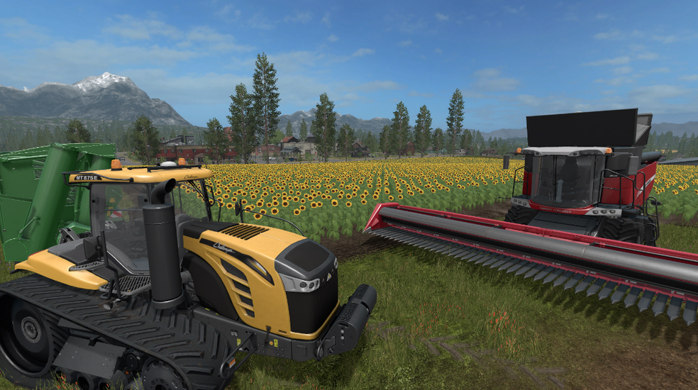Farming Simulator 17 (Foto: Divulgação/Giants Software)