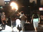 Manifestantes detidos em ato contra governador são libertados em Goiânia