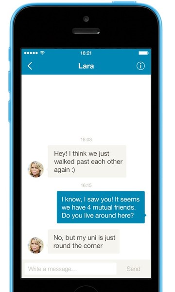 Happn app for pc