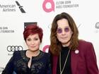 Ozzy Osbourne e Sharon Osbourne estão juntos novamente