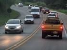 Pesquisa da CNT aponta problemas em seis rodovias da região