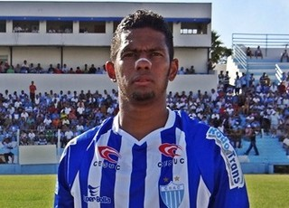 Nino Guerreiro, atacante do Crac (Foto: Divulgação)