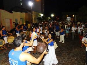 Baque Opará procura integrantes (Foto: Roberta Duarte/Arquivo pessoal)