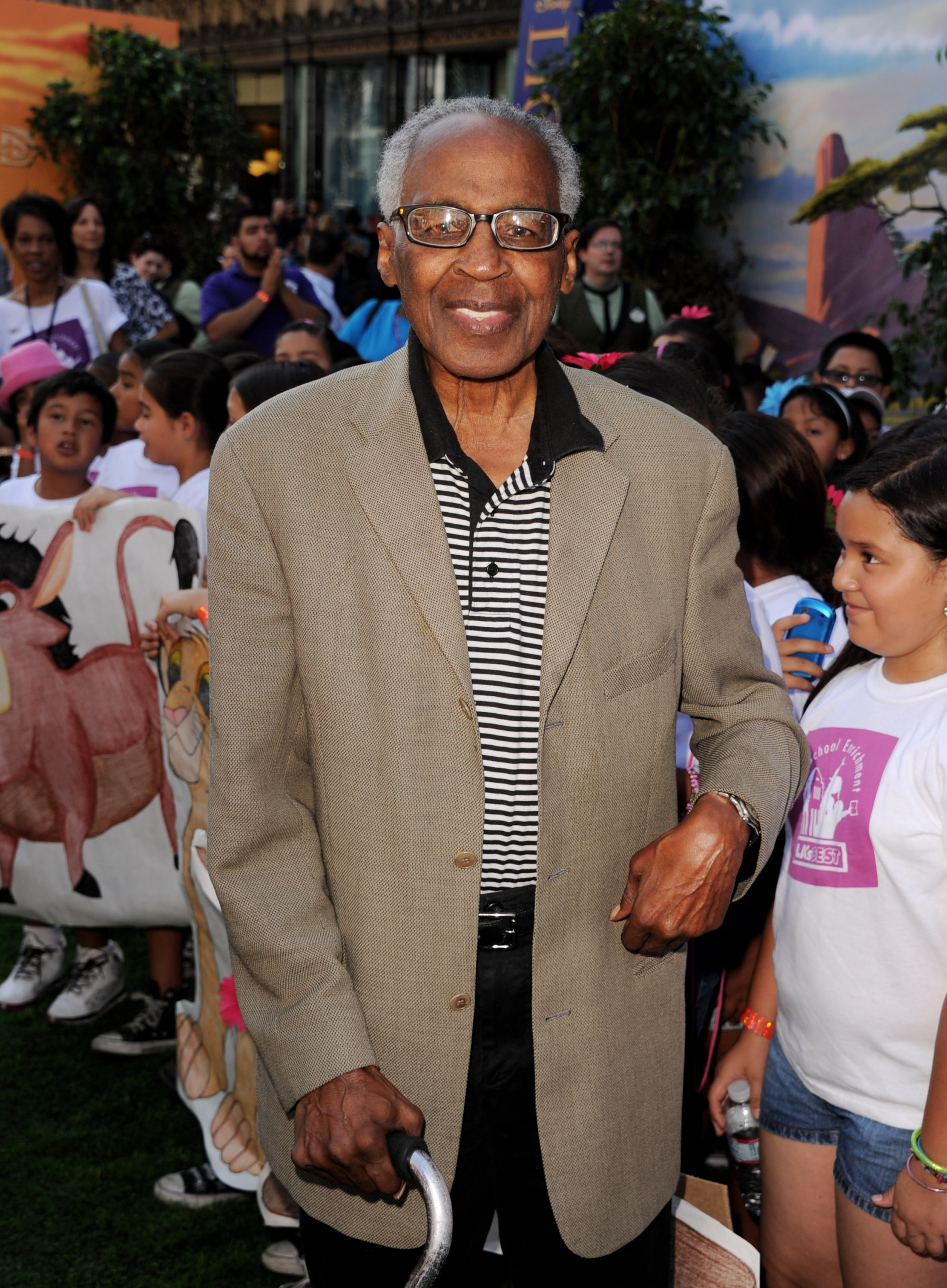 Robert Guillaume em 2011 (Foto: Getty Images)