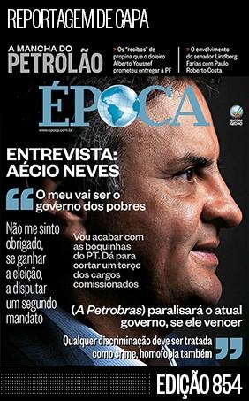 Capa Home 854 (Foto: época)