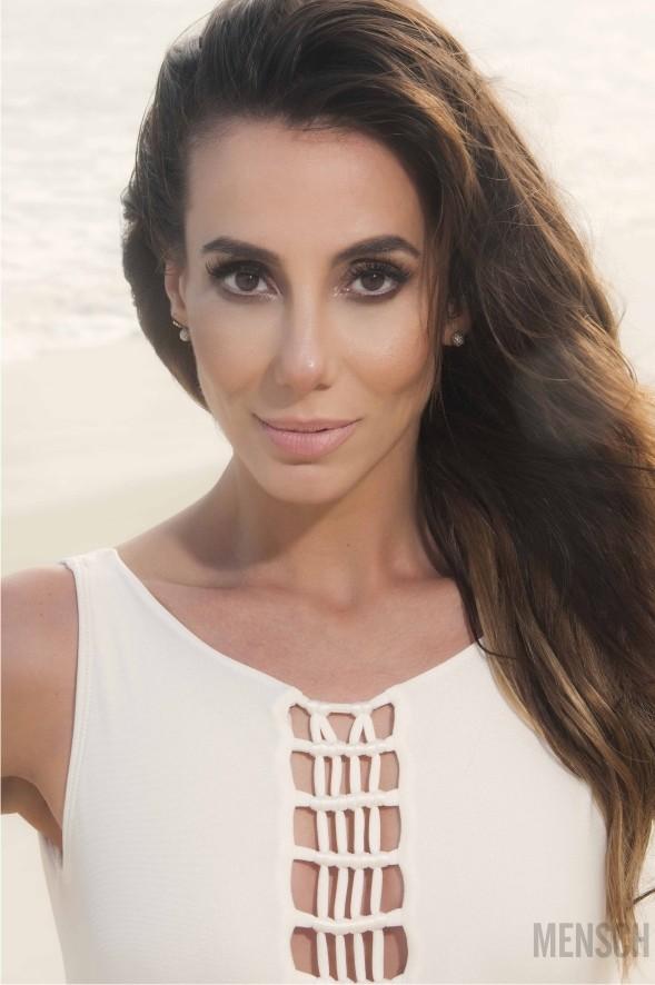 Tania Khalill  (Foto: Pino Gomes)