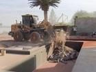 Justiça Federal suspende derrubadas e obras na orla do Paranoá, no DF